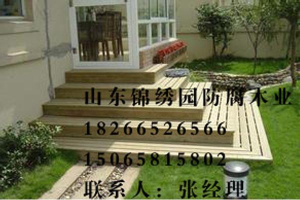 楼梯木地板01