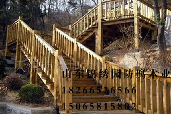 楼梯木地板02